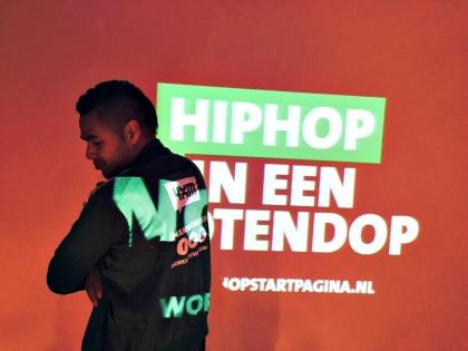 muziekvoorstelling hiphopvoorstelling hiphop in een notendop