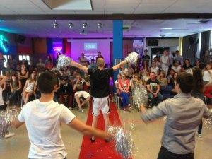 dansdag leerlingenpresentatie